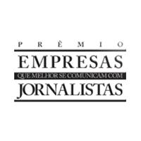 Prêmios Emrpresas que melhor comunicam com Jornalistas
