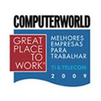 30ª Melhor empresa para trabalhar - TI e Telecom 2009