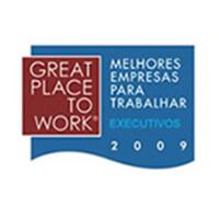 22ª Melhor empresa para trabalhar - Executivos 2009