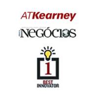 Prêmio Best Innovator 2017